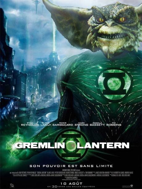affiche_green_lantern_gremlin