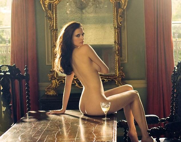 Jour 37 : Sexy ménage Eva-green-nude