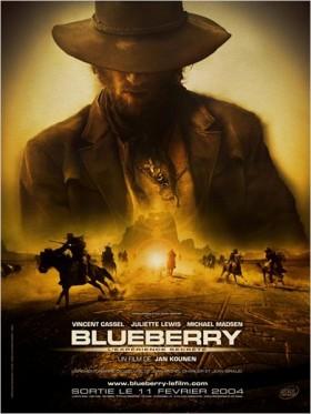affiche blueberry