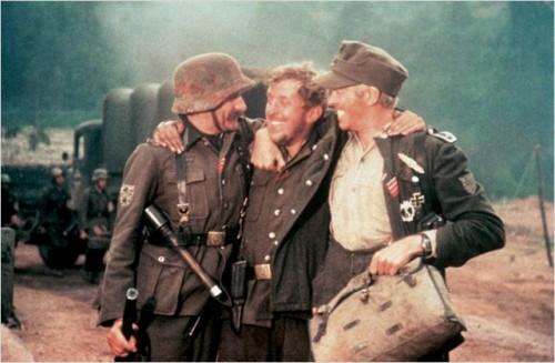 Croix-de-fer-Sam-Peckinpah-James-Coburn