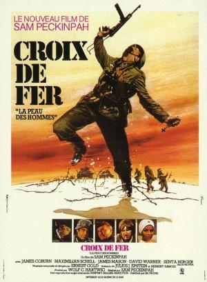 Croix-de-fer-Sam-Peckinpah-poster-affiche