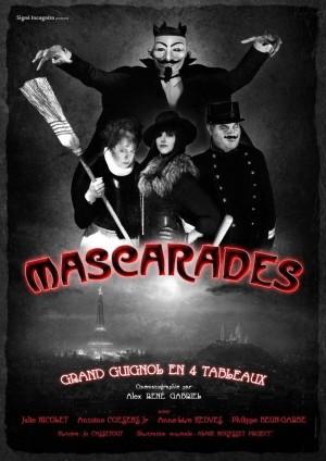 "Alexandre Jousse ""Mascarade"""
