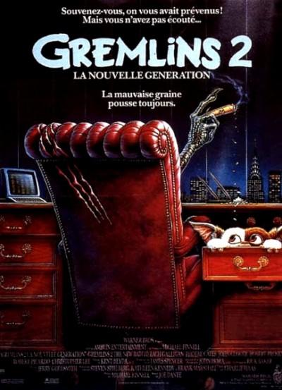 Gremlins-2-Joe-Dante-poster-affiche