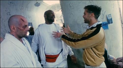 L-armée des-douze-12-singes-Terry-Gillian-Bruce-Willis-Brad-Pitt