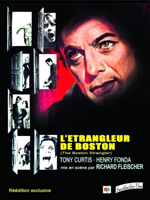 L-étrangleur-de-boston-the-strangler-of-Richard-Fleicher-poster-affiche
