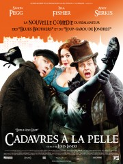 Cadavres-à-la-pelle-John-Landis-poster-affiche
