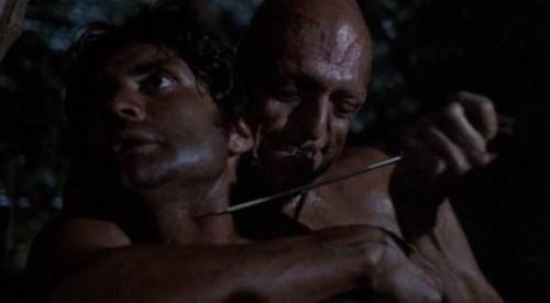 Amazonia-la-jungle-blanche-cut-and-run-Ruggero-Deodato-1985-Michael-Berryman