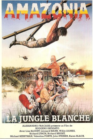 Amazonia-la-jungle-blanche-cut-and-run-Ruggero-Deodato-1985-poster-afiche