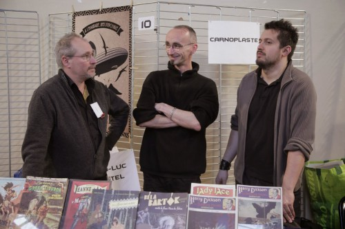 Auteur Trsh Edition, Robert Darvel, Schweinhund, Degüellus
