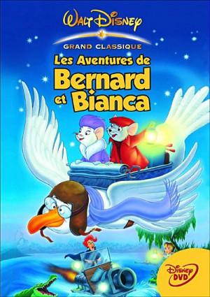 Les-aventures-de-bernard-et-bianca-Disney-poster-affiche