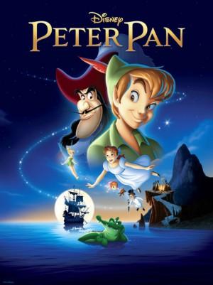 Les-aventures-de-Peter-Pan-Disney-Poster-affiche