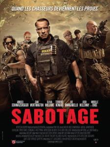 sabotage, arnold schwarzenegger, sam worthington, david ayer