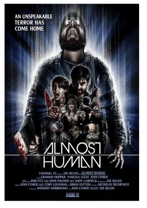 Almost-human-poster-affiche