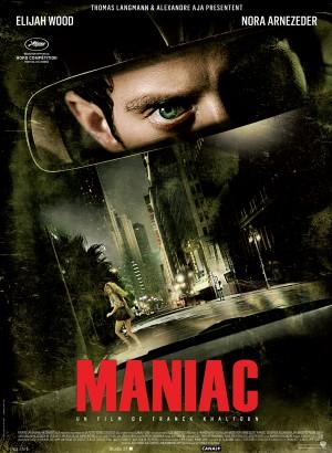 Maniac-Elijah-Wood-Nora- Arnezeder-poster-affiche
