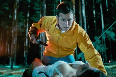 """THE VOICES - 2015 FILM STILL - Ryan Reynolds stars as """"Jerry"""" - Photo Credit: Lionsgate"""