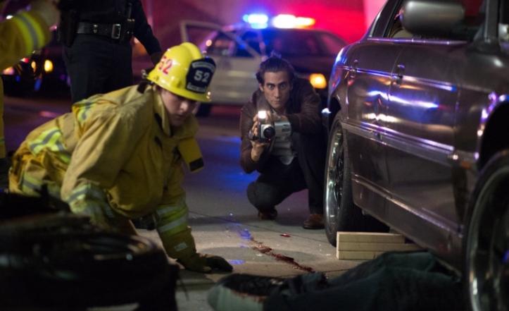 Nightcall Nightcrawler Jake Gyllenhaal 2