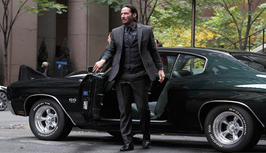 John Wick 2014 HD Stills Wallpapers
