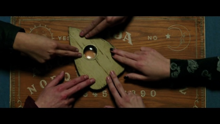 Ouija Universal Pictures https://www.youtube.com/watch?v=xBLmBdn2QF8