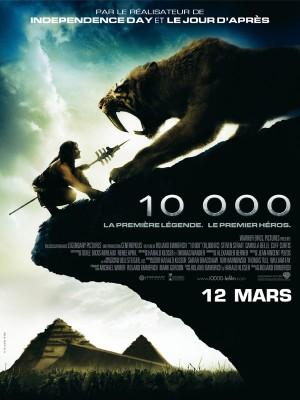 10000-Roland-Emmerich-poster-affiche