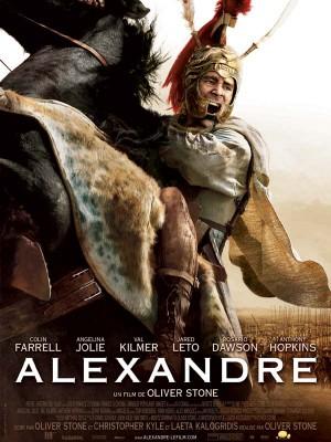 Alexandre-Colin-Farrel-Angelina-Jolie-Val-Kilmer-Jared-Leto-Oliver-Stone-poster-affiche