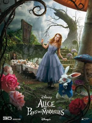 Alice-au-pays-des-merveilles-Tim-Burton-Johnny-Depp-poster-affiche