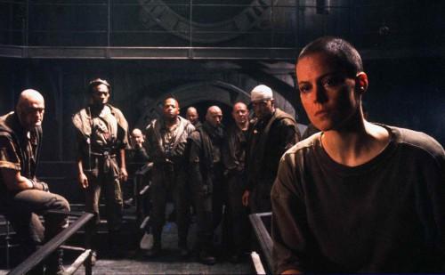 Alien-3-David-Fincher-Sigourney-Weaver-1