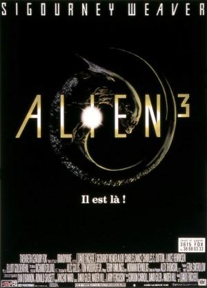 Alien-3-David-Fincher-Sigourney-Weaver-poster-affiche