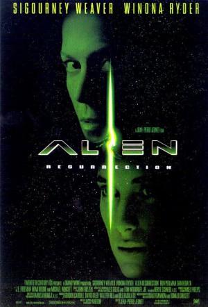 Alien-4-résurection-Jean-Pierre-Jeunet-Sigourney-Weaver-poster-affiche