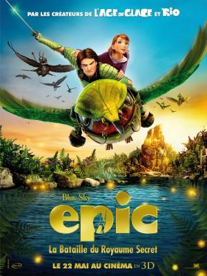 Epic-la-bataille-du-royaume-secret-poster-affiche
