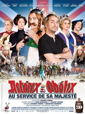 Astérix-et-Obélix-au-service-de-sa-majesté-Gérard-Depardieu-Edouard-Baer-Catherine-Deneuve-Dany-Boon-poster-affiche