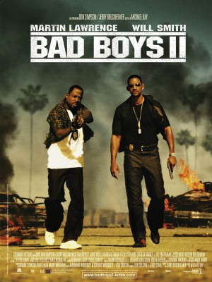 Bad-boys-2-Will-Smith-Martin-Lawrence-Mickael-Bay-poster-affiche
