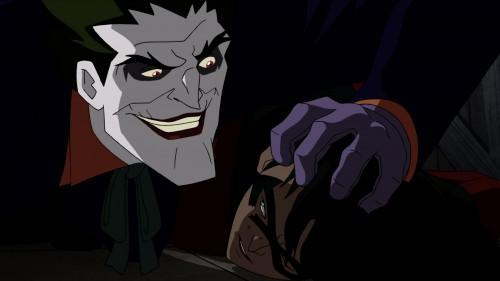 recherche d'officiel gamme exceptionnelle de styles le plus fiable Batman et Red Hood: Sous le masque rouge (2010) de Brandon ...