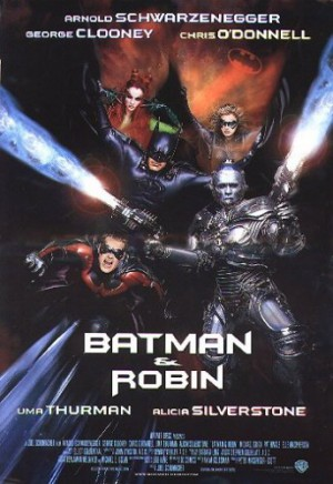 Batman-et-Robin-Arnold-Schwarzeneger-Georges-Clooney-Uma-Thurman-poster-affiche