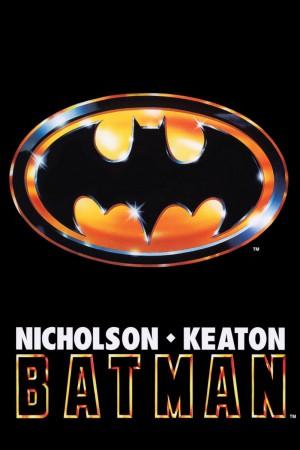 Batman-Tim-Burton-Kim-Bassinger-Jack-Nicholson-Mickael-Keaton-poster-affiche