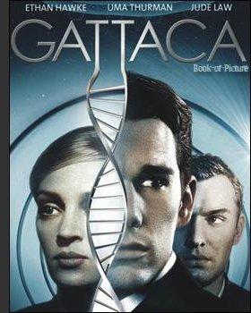 Bienvenue-à-Gattaca-Andrew-Nicchols-Jude-Law-Uma-Thurman-Ethan-Hawke-poster-affiche
