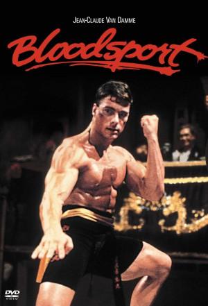 Blood-sport-tous-les-coups-sont-permis-Jean-Claude-Vandamme-poster-affiche