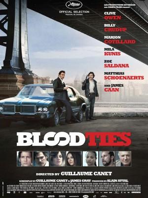 Blood-ties-Guillaume-Canet-Marion-Cotillard-Clive-Owen-Mila-Kunis-poster-affiche