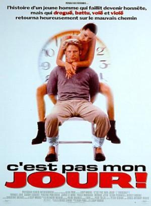 C-est-pas-mon-jour-film-movie-Aaron-Eckhart-poster-affiche