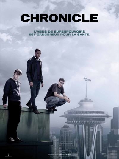 Chronicle-film-movie-poster-affiche