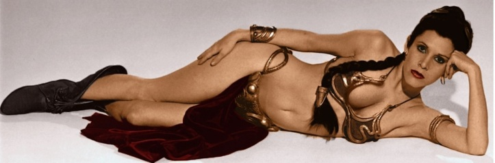 carrie-fisher-photos-princess- princesse-leia-organa-hot-sexy-nude-bikini-star-wars