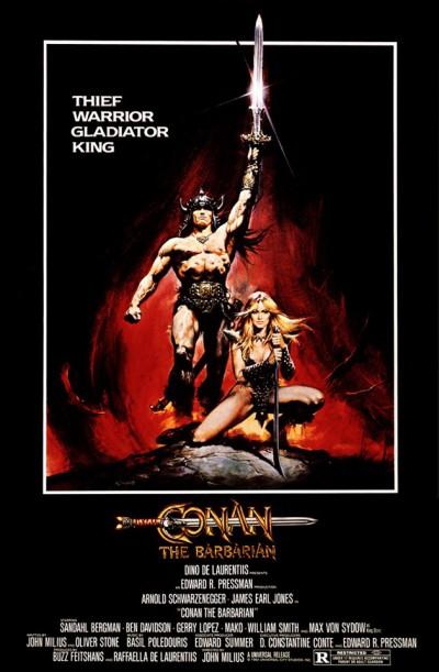 conan-the-barbarian-1982-le-barbare-Arnold-Schwarzenegger-John-Milius-Basile-Poulderis-poster-affiche