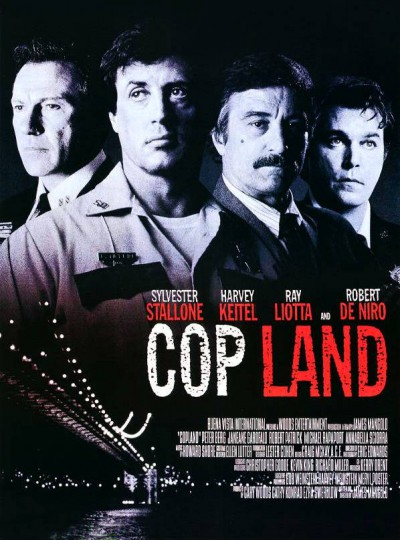Copland-James-Mangold-Sylvester-Stallone-Robert-de-NIro-Ray-Liotta-Harvey-Keitel-poster-affiche