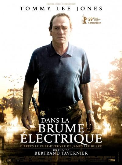 Dans-la-brume-électrique-Bertrand-Tavernier-Tommy-Lee-Jones-poster-affiche