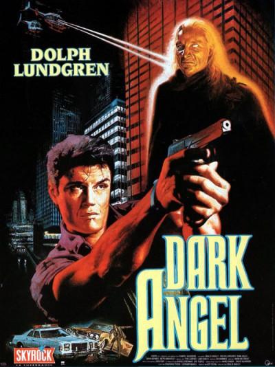 Dark-angel-1990-Dolph-Lundgren-poster-affiche