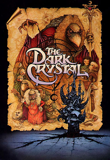 Dark-cristal-Jim-Henson-film-movie-poster-affiche