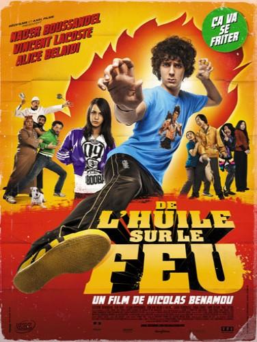 De-l-huile-sur-le-feu-Vincent-Desagna-Mickaël-Youn-poster-affiche