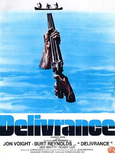 Delivrance-John-Boorman-Jon-Voigt-Burt-Reynolds-poster-affiche