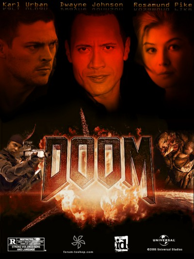 Doom-Karl-Urban-Dwayne-Johnson-Rosamund-Pike-film-movie
