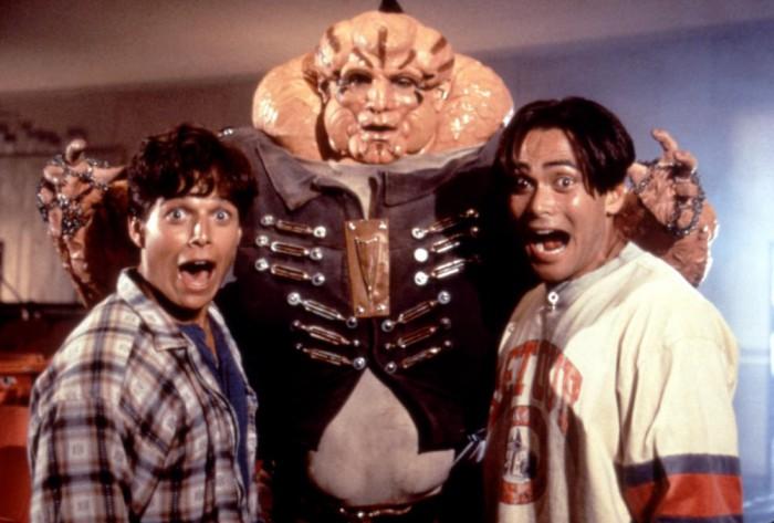 DOUBLE DRAGON, Scott Wolf, Nils Allen Stewart, Mark Dacascos, 1994, (c)Warner Bros.