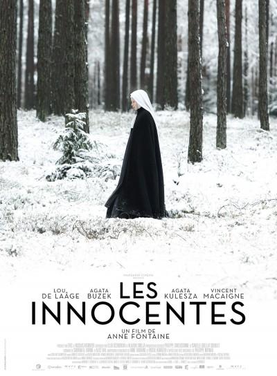 Les-Innocente-Anne-fontaine-Lou-de-Laâge-Agata-Buzek-Vincent-Macaigne-poster-affiche